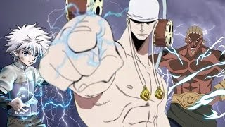 Anime Crossover Battle : Who Is The Best Lightning Ability User ?