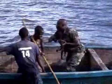 Burundi:Un hippo.attaque dans le Lac Tanganyika