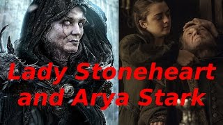 Lady Stoneheart / Arya Stark Storyline Conflicts? - Game of Thrones S7 / ASOIAF The Winds of Winter