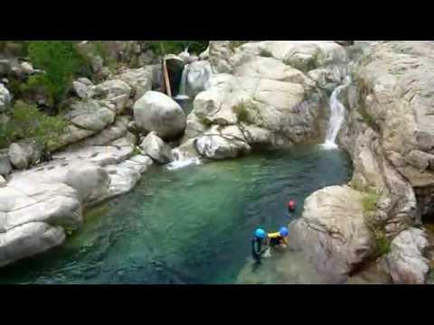 Corse du Sud - Ste Lucie de Porto Vecchio - La Sainte Lucie amont du U Cavu  Juillet 2011