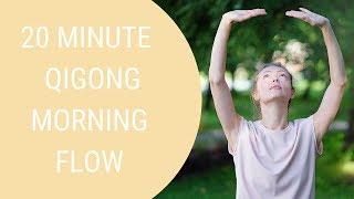 20 Minute Morning Qigong Routine Qigong For Beginners