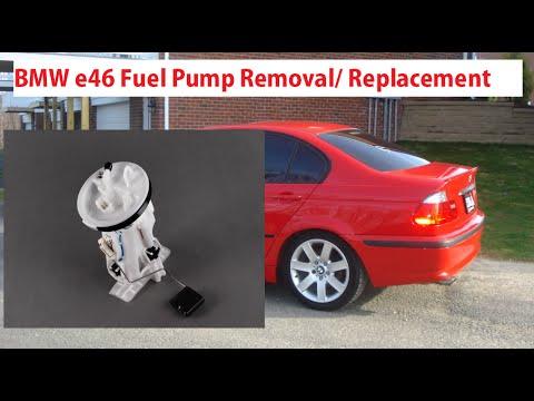 BMW 3 series e46 Fuel pump replacement 1999-2005 bmw 320i 323i 325i 328i 330i