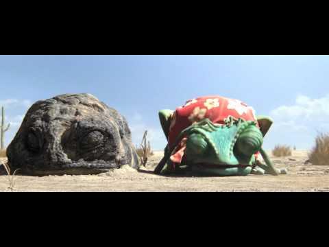 Rango (2011)   Trailer [HD]