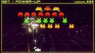 Super Destronaut DX  (Space Invaders)