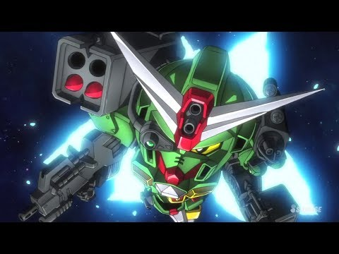 Gundam Build Fighters Episode 16 Review - Gunpla 101 ガン ダムビルドファイターズ