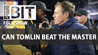 Sports BIT | Can Tomlin Beat The Master? | Sports Center for Bettors