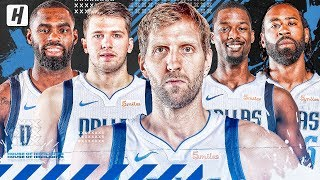 Dallas Mavericks VERY BEST Plays & Highlights from 2018-19 NBA Season!