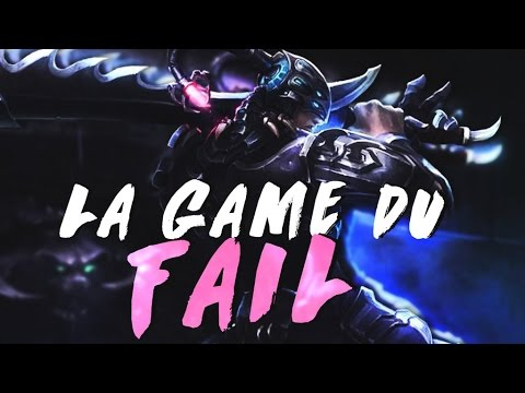 MAITRE YI JUNGLE S7 - LA GAME DU FAIL !!!