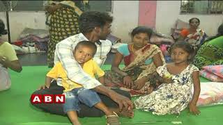 Godavari River With Huge Water Flow At Narsapuram | Officials Alerts People Over Floods