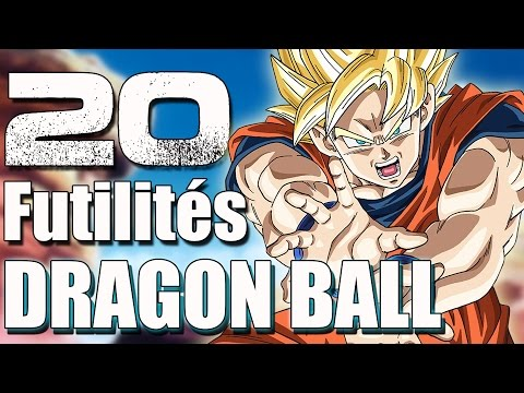 20 Futilités sur Dragon Ball - #01
