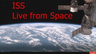 Live from the ISS - NASA Experiment [HD]
