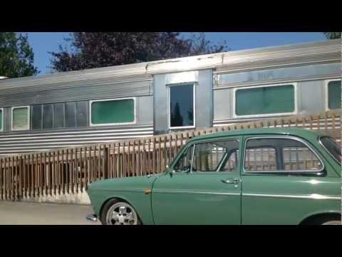 1965 Vw Notchback Velvet Green Youtube
