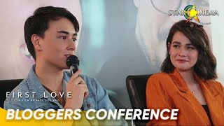 Did Edward have a hard time without Maymay in this film? | First Love