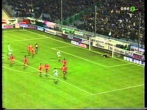 Rapid Wien - FC Tirol 20. Runde 2000/2001