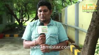 Ranjith At Saveetha College For Aadhiyan Movie Promotion