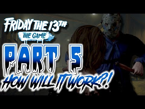 Killing Part 5 Jason, Unmasked, Shotguns??   Frequently Asked Questions!   Friday the 13th: The Game