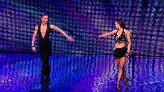 AJ and Chloe - Britain's Got Talent 2013 - Full video