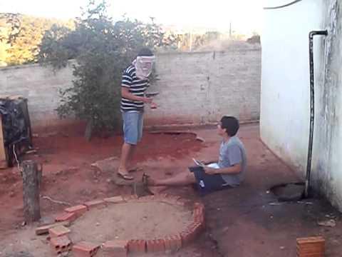 Ladrão Cara De Pau video