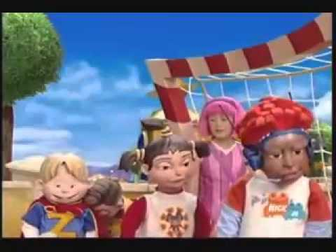 Lazy Town Series 1 Episode 3 Sports Day   Part1