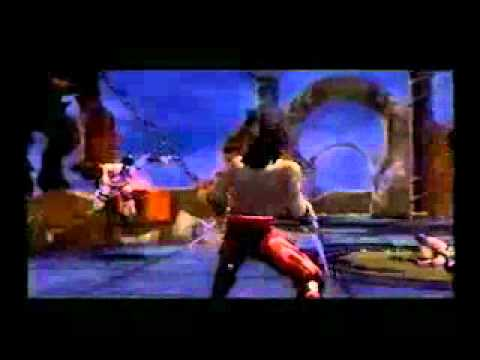 Mortal Kombat Shaolin Monks (PS2) Liu Kang PT.4