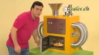 Kikaninchen   Christians Kartoffelmaschine youtube original