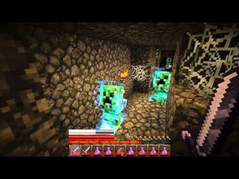 Minecraft 秋風實況 - 苦力怕地牢Creeper Dungeon