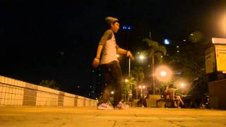 PENANG FREESTYLE DANCE BY AZIZI AHMAD , TIMOR AND ARIAN AKIFF (JUST FOR FUN)