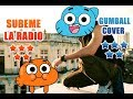 Enrique Iglesias SUBEME LA RADIO ft. Descemer Bueno, Zion & Lennox [Cartoon Cover]