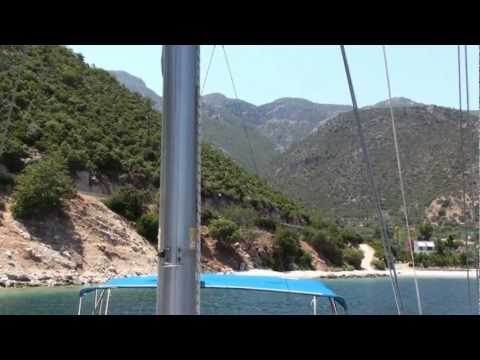 Sailing Part 2 Argo-Saronic Greece 2011