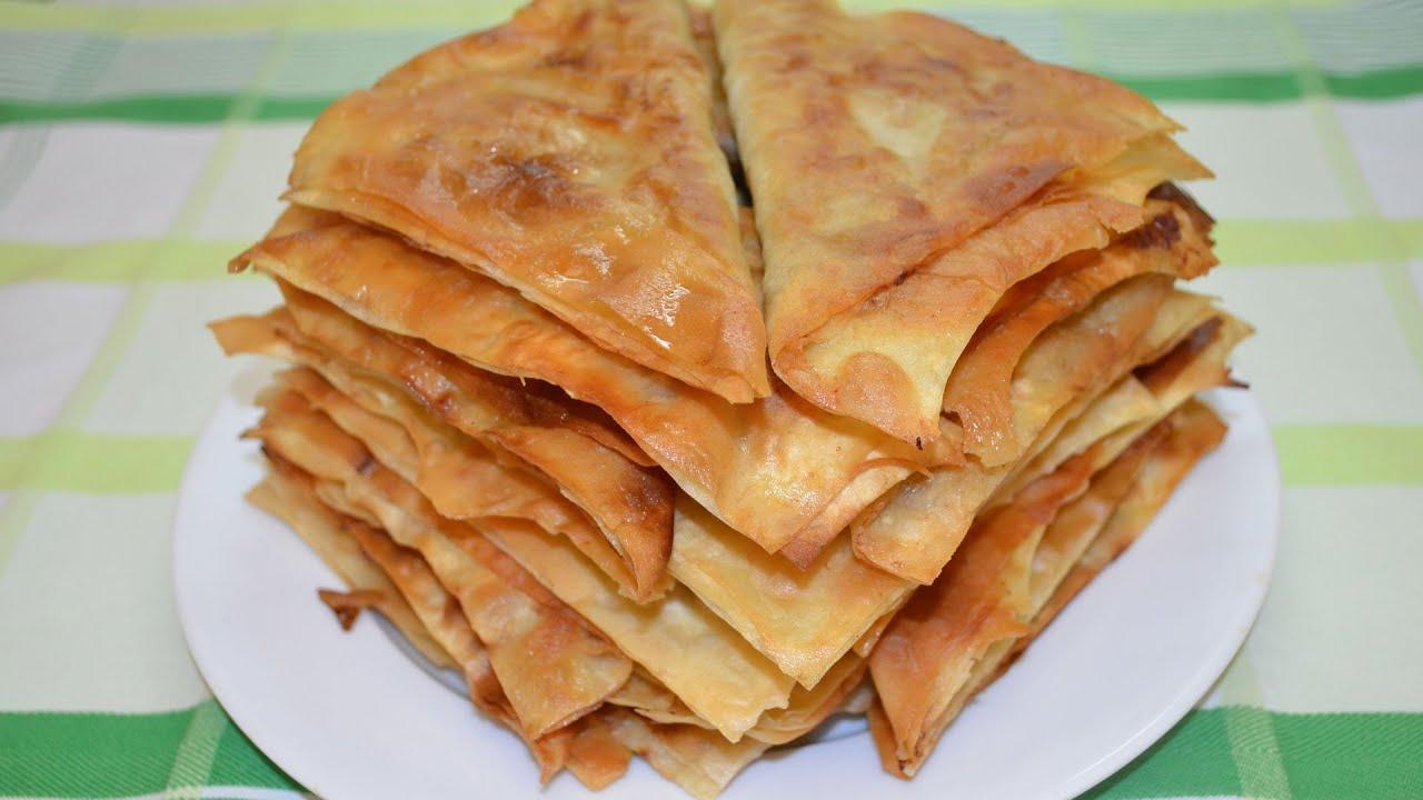 Ленивые чебуреки из лаваша рецепт с фото пошагово