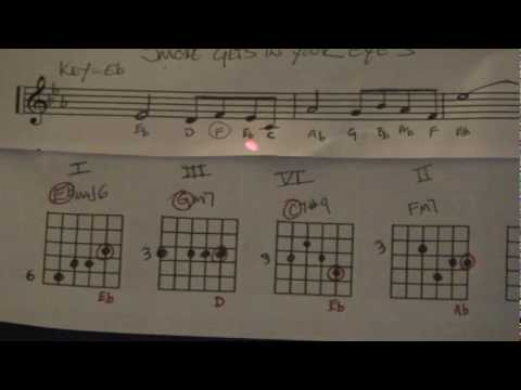 Jazz Guitar Lesson: Chord Melody