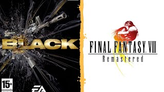 Black + Final Fantasy VIII - Remastered - En Español