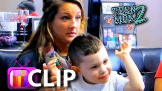 'Teen Mom 2': Kailyn Punishes Isaac For Interrupting