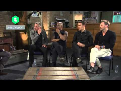 Lineker, Wright, Savage & Neville discuss Raheem Sterling & Brendan Rodgers