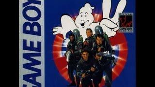 Game Boy Ghostbusters 2 Video Walkthrough