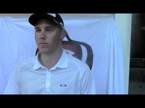 Interview with third round leader, Kevin Penner, at the 19th Sahalee Players Championship