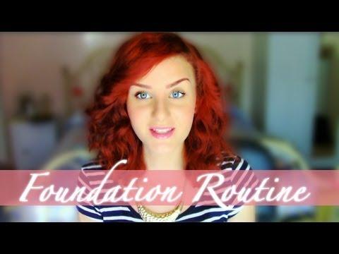 Foundation Routine – La mia base viso quotidiana | None Fashion and Beauty