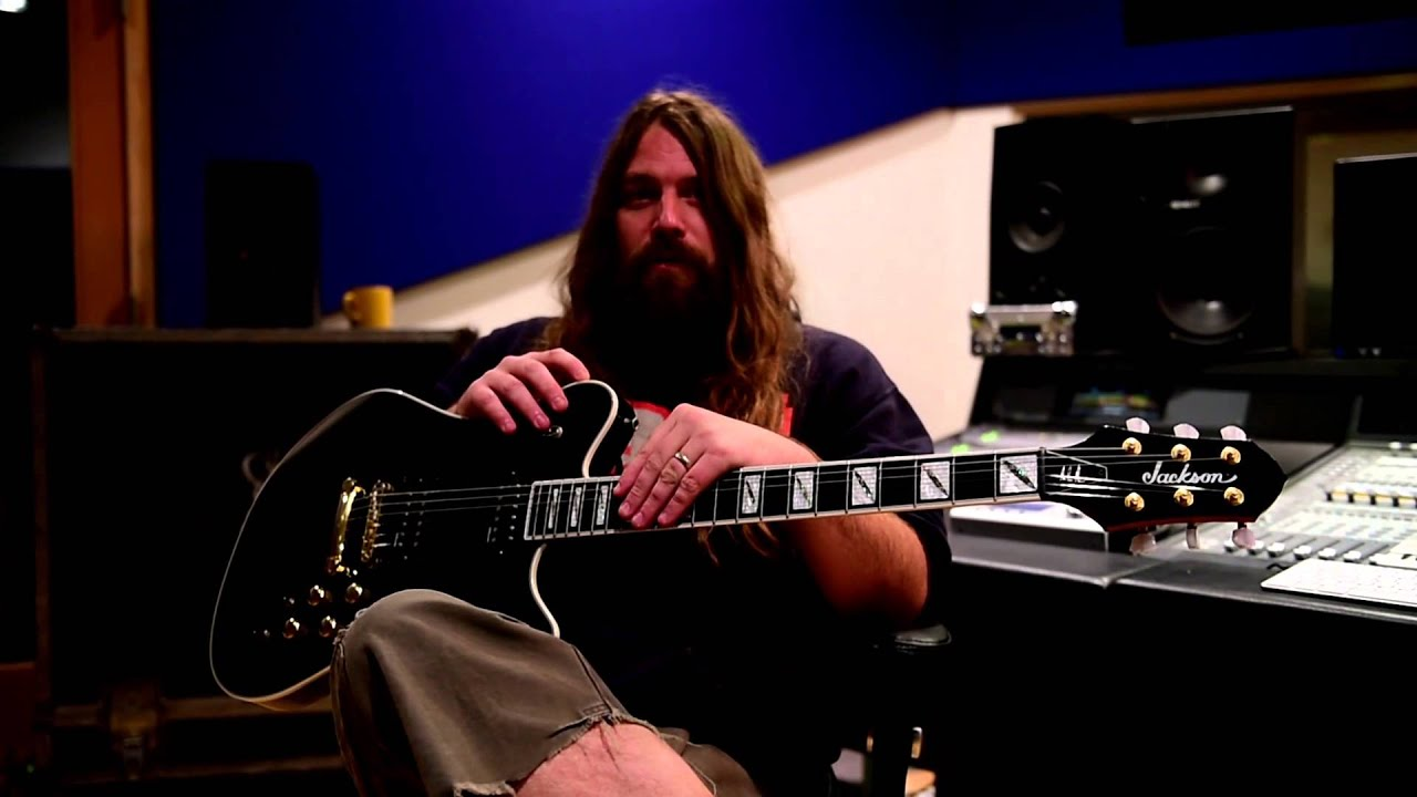 Mark Morton Wallpaper Lamb of God's Mark Morton