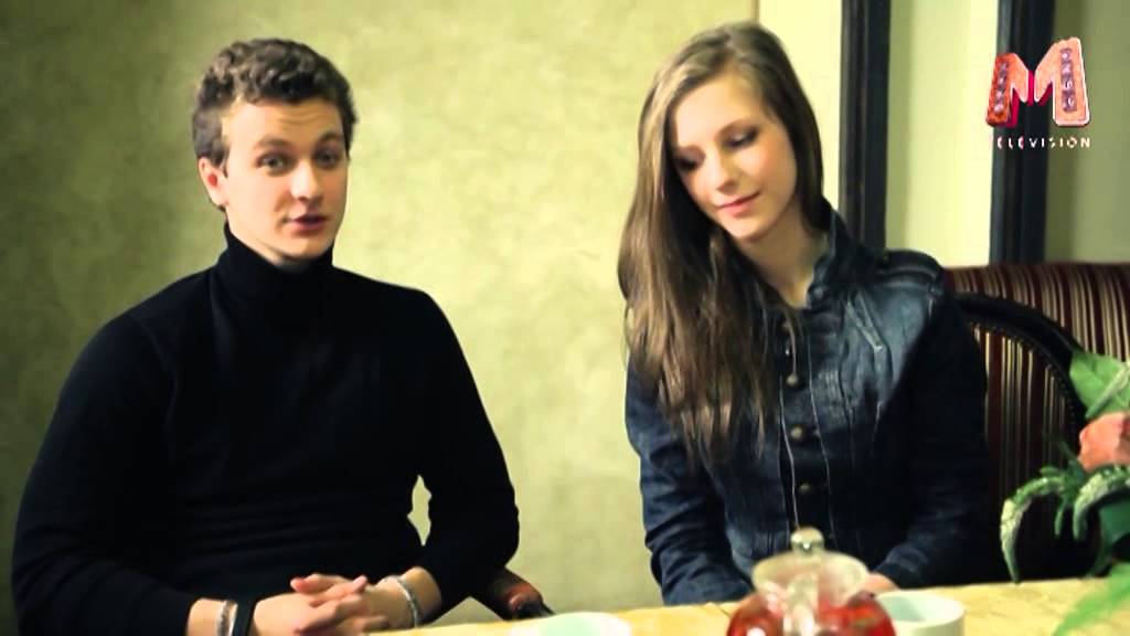 Лиза Арзамасова.Светская хроника с Е.Машко_ часть2 - YouTube