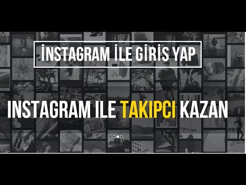 Instadoping İle Ücretsiz Instagram Takipçi Arttırma - YouTube