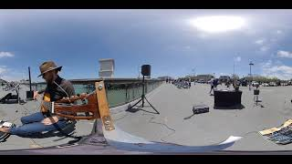 360 View Live - Instrumental Guitar Music - solar power - Support this show on Patreon