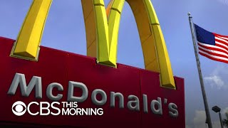 McDonald's files lawsuit against former CEO after new misconduct allegations
