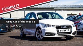 Used Car of the Week #8 | Chorley Group