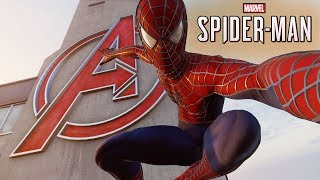Avengers Marvel Spider Man DLC Live in Tamil