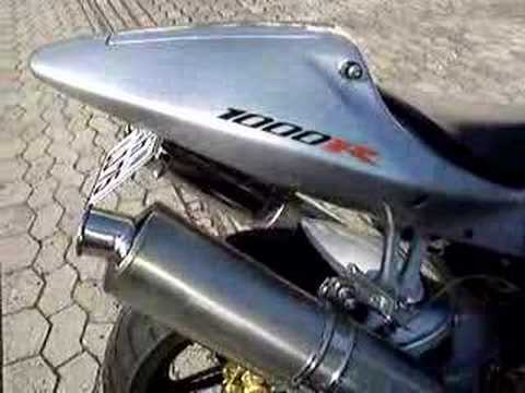 Honda VTR 1000 SP1 RVT RC51 V2 Racing Cult Bike