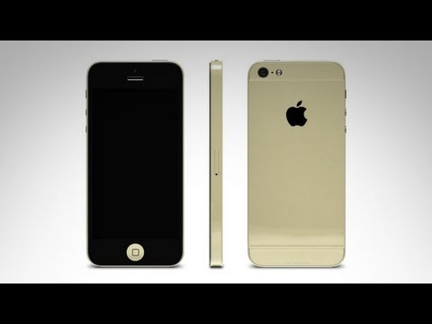 iPhone 5S New Colors and Galaxy S4 Mini