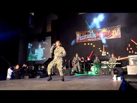 Philippine Marine Corps Band - CHAMPION MusicHero Battle of the Uniform Band 2013