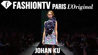 Johan Ku Gold Label Spring/Summer 2015 | Tokyo Fashion Week PFW | FashionTV