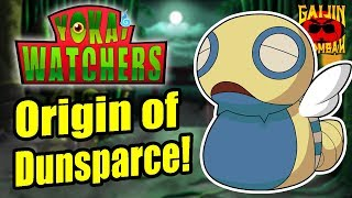 The Folklore Origin of Pokemon's Dunsparce! - Yokai Watchers