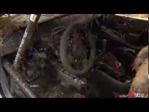 Wales Rally GB | Friday WRC Highlighst including Kubica and Hirvonen crash